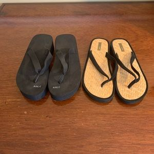 🌀 J Crew Platform Sandals 🌀